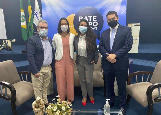 "A FADAT lançou Projeto ""BATE PAPO FADAT"""